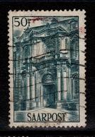 Sarre - YV 243 Oblitere - 1947-56 Occupation Alliée
