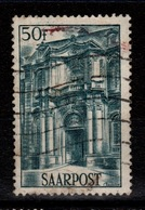 Sarre - YV 243 Oblitere - Used Stamps