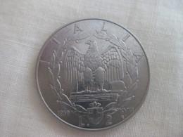 Italie 2 Lire 1942 XVIII (Impero) Magnetic - 1861-1946 : Royaume