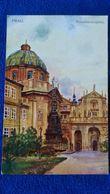 Prag Kreuzherrenplatz Czech - Repubblica Ceca