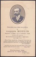 Souvenez Vous De Comte Hervé D'Hunolstein + 15 Juin 1932 - Noble Noblesse - Obituary Notices