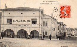 Saint Mihiel - Rue Porte à Metz - Saint Mihiel