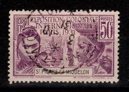 SPM - YV 133 Oblitere Cote 8 Euros - St.Pierre Et Miquelon