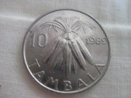 Malawi: 10 Tambala 1989 - Malawi
