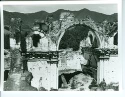 Photo Guatemala Eglise En Ruines à Identifier Foto Reyes Suarez - Places
