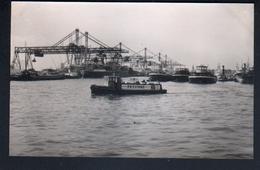 Rotterdam, Photo Format CPA De 1955, Waalhaven Du Cote De Hey Plaar - Rotterdam