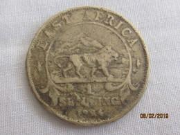 East Africa: 1 Shilling 1924 (brass) Mint Error Or Fake? - Colonie Britannique