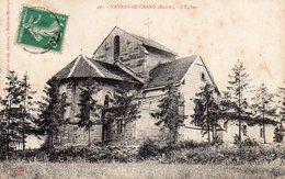 Vavray Le Grand - L ' église - Autres Communes