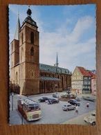 Auto, Voiture, Car / Bus / Deutschland / Neustadt A D Weinstrasse, Stiftskirche -> Written - PKW