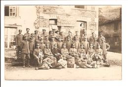 08 - Neufmanil - Carte Photo - Soldat Allemand - France