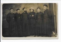Départ Des Missionnaires , Carte Photo, Radium Photo - Missions