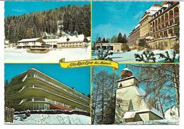 1690r: AK 8852 Stolzalpe- Sonnenheilstätten (bei Murau), Gelaufen 1981, Schöner Poststempel - Österreich