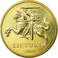 Monnaie, Lithuania, 20 Centu, 2008, TTB, Nickel-brass, KM:107 - Lituanie