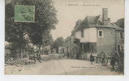BRIGNAC LA PLAINE - Avenue De La Gare - Autres Communes