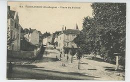 TERRASSON - Place Du Foirail - Autres Communes