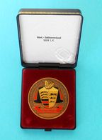 ARCHERY & SHOOTING Germany Medal Württembergischer Schützenverband 1850 EV Stuttgart, Deutschland * Tir à L'arc Tournage - Tiro Al Arco