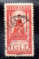 Sello De Holanda N ºYvert 126 (o) - Periodo 1891 – 1948 (Wilhelmina)