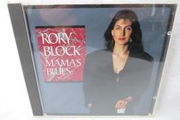 "CD ""Rory Block"" Mama's Blues - Blues"