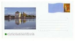 Lettre Maroc Pré-affranchie (Timbrée) à Destination Du Maghreb. - Marokko (1956-...)