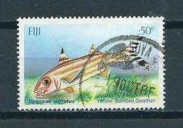 1985 Fiji Vissen,fish Used/gebruikt/oblitere - Fiji (1970-...)