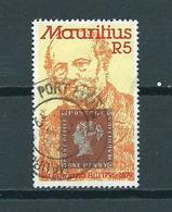1979 Mauritius Rowland Hill Used/gebruikt/oblitere - Mauritius (1968-...)