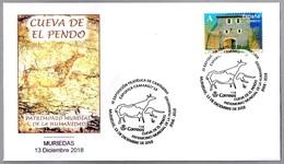 CUEVA DE EL PENDO - Pintura Rupestre - Rock Painting. Muriedas, Cantabria, 2018 - Prehistory
