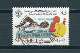 1985 Seychellen Sport Used/gebruikt/oblitere - Seychellen (1976-...)