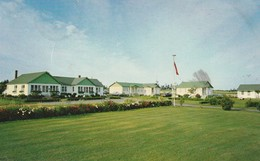 Lakeview Lodge, Cavendish Beach, Prince Edward Island Showing The CentralLounge And Dining Room - Other