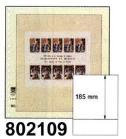 LINDNER-T-Blanko-Blätter 802 109 - 10er-Packung - Alben & Binder