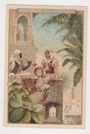 26807 Chromo Chocolat REVAULT Gourmets - Pasteques Orientalisme Musiciens Tambourin - Chocolat