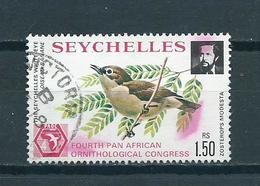 1976 Seychellen Birds,oiseaux Used/gebruikt/oblitere - Seychellen (1976-...)