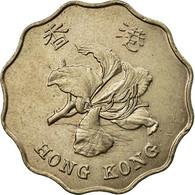 Monnaie, Hong Kong, Elizabeth II, 2 Dollars, 1995, TTB, Copper-nickel, KM:64 - Hong Kong