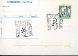 42333 Italia, Special Postmark 1983 150th Anniversary Birth Of Alfred Nobel. - Premio Nobel