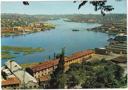 Istanbul - A View Of The Golden Horn From Pierre Loti - (Türkiye) - Turkije