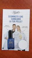 KIEHL'S Cosmetique Carte - Perfume Cards