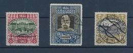 Oesterreich Geb. Kaiser 1910 Kat. Nr. 175-77 Used - Usados
