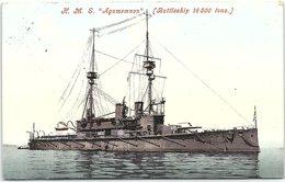 "H.M.S. ""Agamemnon"" Battleship 16,500 Tons - Ships"