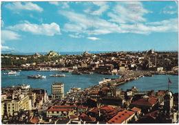 Istanbul - The General View - (Türkiye) - Turkije