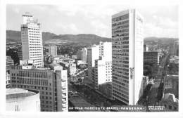 BRASIL Brazil Brésil - BELO HORIZONTE : Panorama - CPSM Photo Petit Format 1950-60's  ( Immeubles Cité Résidences ) - Belo Horizonte