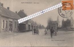 "OUD TURNHOUT""HET JOEL MET STOOMTRAM HALTE TRAMSTATIE-TRAM A VAPEUR""UITG.LEMMENS-ROMMENS - Oud-Turnhout"