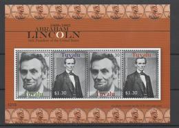 Abraham Lincoln - Tuvalu