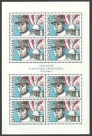 SLOVAKIA CZECHOSLOVAKIA 2003 STEFANIK MILITARY SPACE OBSERVATORY SHEET MNH - Unused Stamps