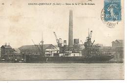 A8/      76     Grand-quevilly     Usine De La Cie De St-gobain - France