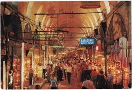 Istanbul - Covered Grand-Bazaar - (Türkiye) - Turkije