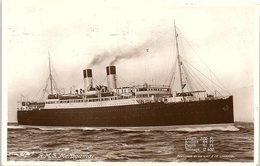 R.M.S. Meragama - Ships