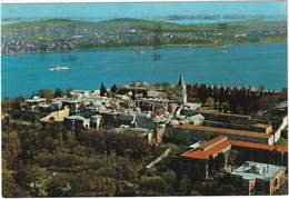 Istanbul - Topkapi Palace Museum - (Türkiye) - Turkije