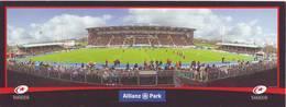 London Allianz Saracens Stadium Postcard Cartolina Stadio Stadion AK Carte Postale CP Stade Estadio - Calcio