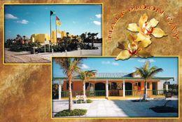 1 AK Bahamas * Die Insel Half Moon Cay (früher Little San Salvador Island) Privatinsel Der Reederei Holland America Line - Bahamas