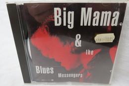 "CD ""Big Mama & The Blues Messengers"" Live Recording In La Boite On April 6th, 7th And 8th 1993 - Blues"