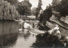 VALENCIENNES......lac Du Jardin De La Thonelle   Edit CAP  NO 24 - Valenciennes